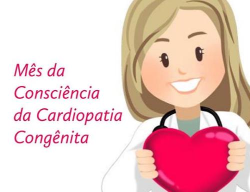 Mês da Consciência da Cardiopatia Congênita