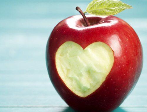 Você já comeu sua maçã hoje?