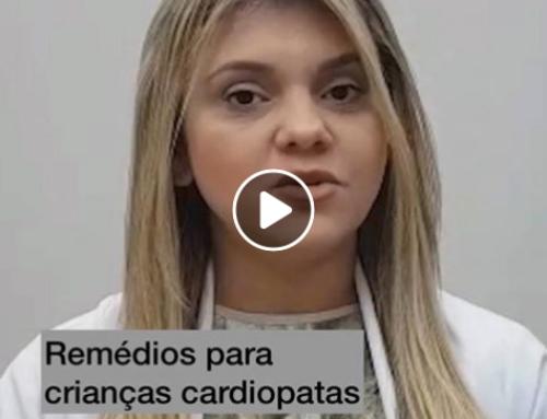 Remédios para Crianças Cardiopatas