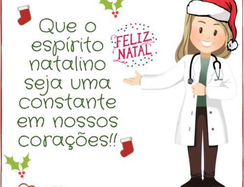 Feliz Natal! Muito amor em nossos corações!