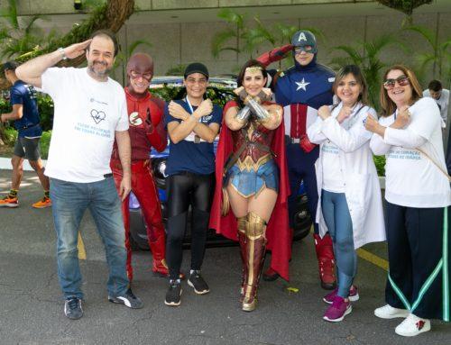 Cardiopediatria participa de ação na 37ª Corrida Monte Líbano