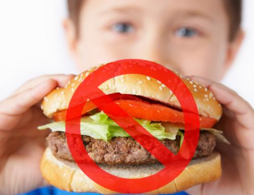 Colesterol alto em crianças