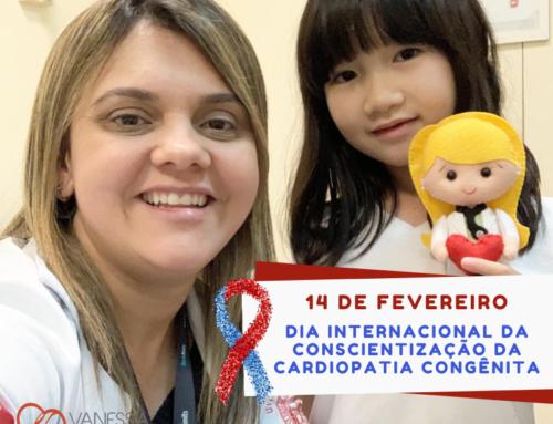 Dia Internacional de Conscientização da Cardiopatia Congênita