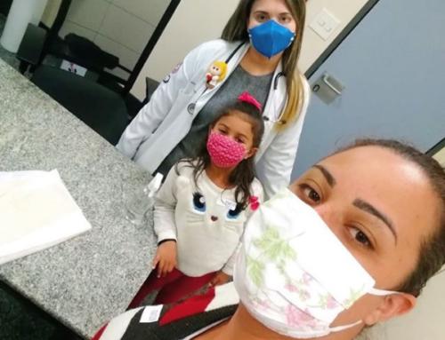 Dra. Vanessa retoma atividades em consultório