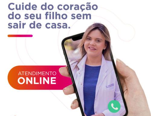 Atendimento online com Dra. Vanessa Guimarães
