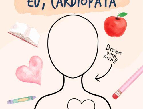 Lançamento do livro Eu, Cardiopata