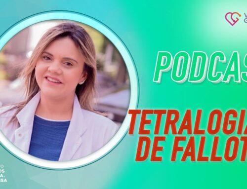 Podcast Falando com o Coração | Tetralogia de Fallot