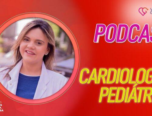 Podcast Falando com o Coração | Cardiologia Pediátrica