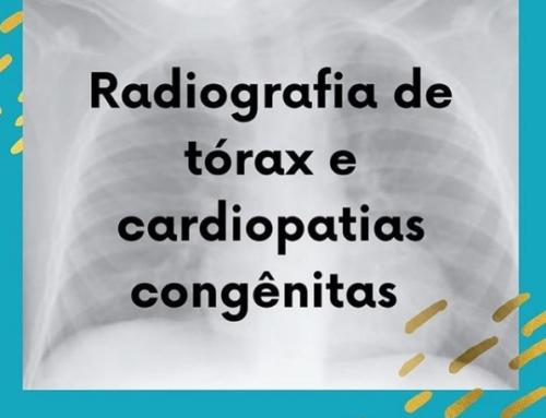 Radiografia de tórax e cardiopatias congênitas
