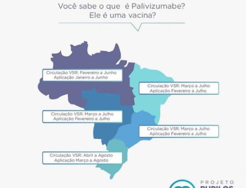 Você sabe o que é Palivizumabe? Ela é uma vacina?